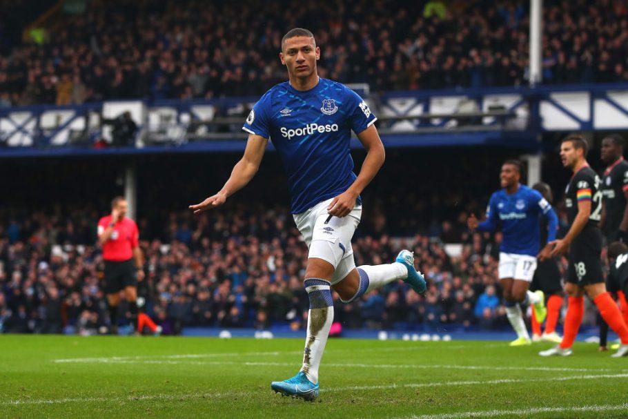 Everton boss Ancelotti quells Richarlison injury concerns