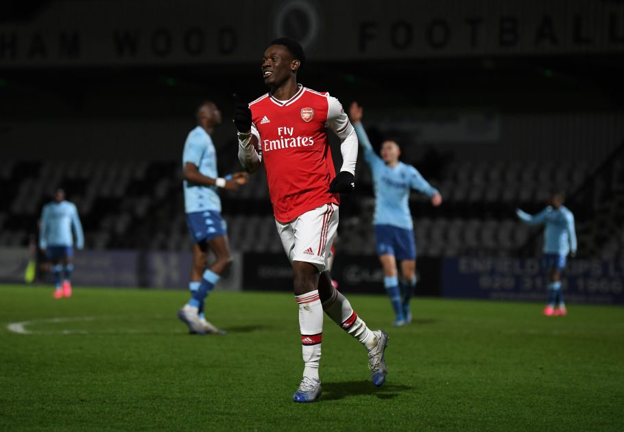 Folarin Balogun's future in doubt after no room for striker in Arteta's rotated Arsenal squad.