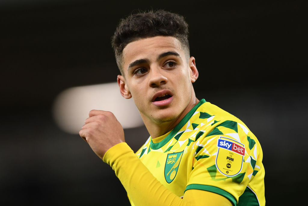 Manchester United tipped to pursue Norwich City's Max Aarons