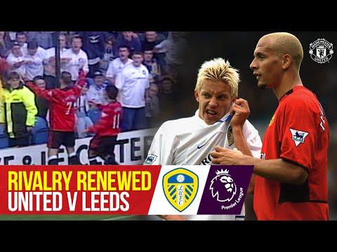 Возобновление соперничества: «Манчестер Юнайтед» - «Лидс Юнайтед»   История соперничества и мнение болельщиков