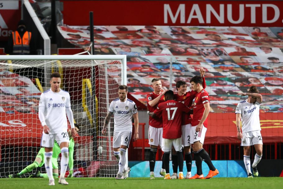Man United put an end to Old Trafford struggles with dominant win over Leeds
