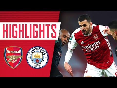 ГЛАВНОЕ | Арсенал - Манчестер Сити (1-4) | Четвертьфинал Кубка Карабао