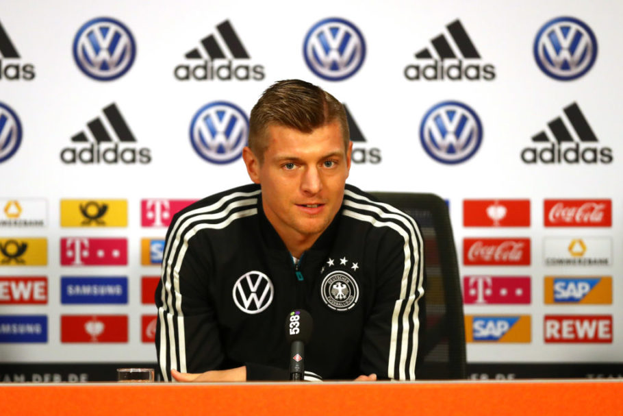 'Messi doesn't belong in The Best Top 3' says Kroos as German international's brother takes aim at Barcelona icon