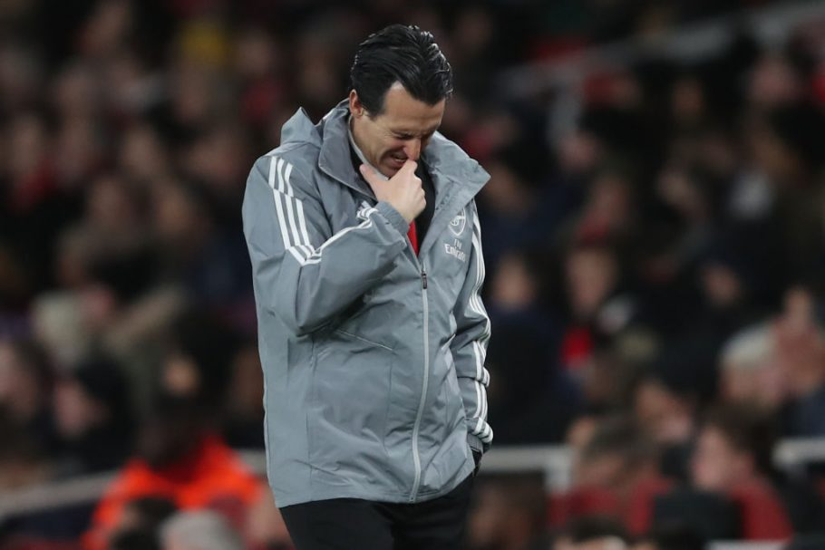 """""""We are not here to give ten games in a row to a player if he does not perform"""" former Arsenal boss Unai Emery slams Real Madrid loanee Take Kubo"""