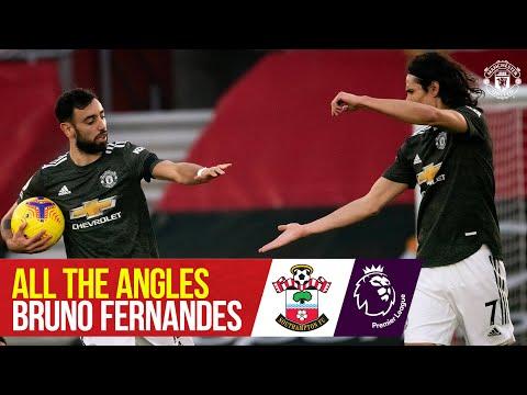 Все ракурсы | Фернандес и Кавани объединяются в Сент-Мэри | Саутгемптон 2-3 Манчестер Юнайтед