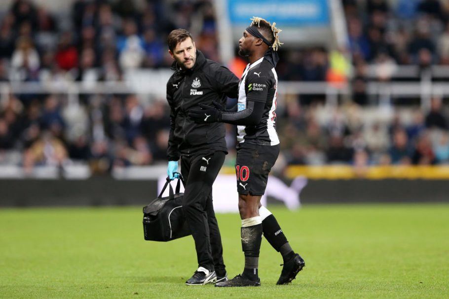 Explanation provided for continued absences of Newcastle pair Saint-Maximin & Lascelles