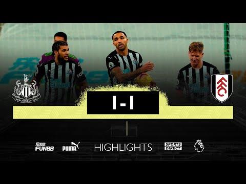 Ньюкасл Юнайтед 1 Фулхэм 1 | Лучшее в Премьер-лиге