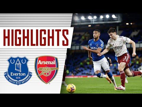 ГЛАВНОЕ | Эвертон - Арсенал (2: 1) | премьер Лига