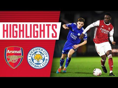 ГЛАВНОЕ | Арсенал Академия - Лестер (2: 1) | Балогун снова забивает