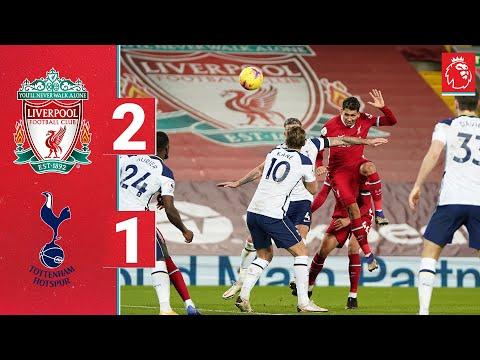 Лучшие моменты: Ливерпуль 2: 1 Тоттенхэм | Фирмино выигрывает поздно на Энфилде