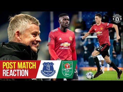 Сульшер, Матич и Туанзебе реагируют на победу Гудисон Парк | Эвертон 0-2 Манчестер Юнайтед