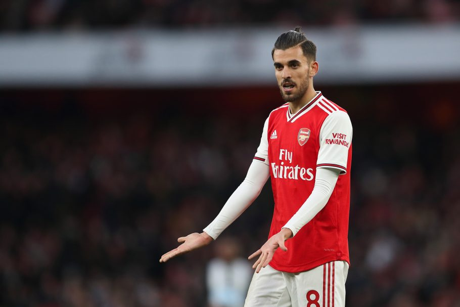 Why Arsenal pair Ceballos & Maitland-Niles are not in the club's squad to take on Newcastle