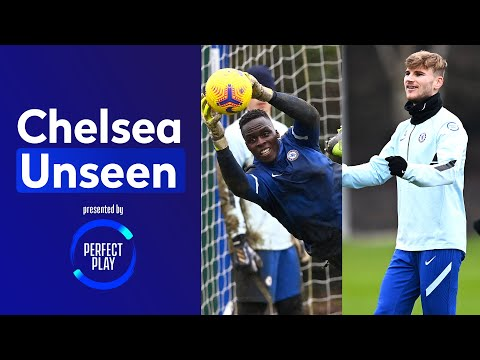 Edward Mendy is unbeatable between the sticks, Rhys James is back! | Chelsea Invisible