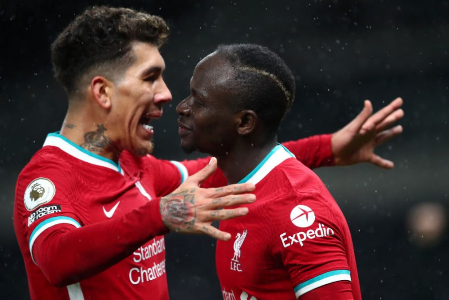 Liverpool's front-three find form to down Jose Mourinho's Tottenham