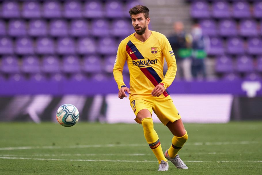 Barcelona handed timely Gerard Pique boost ahead of CL return/Todibo set to link up with Arsenal loanee in France