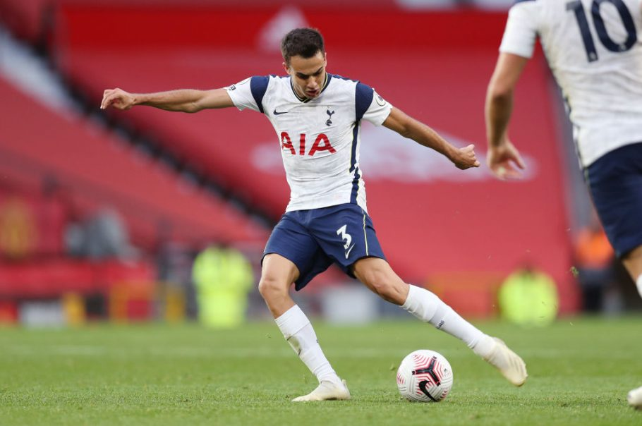 The latest on Sergio Reguilon's potential return as Spurs prepare for Man City