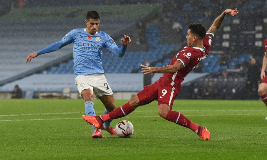 Manchester City make it 19 wins in a row as Joao Cancelo stars
