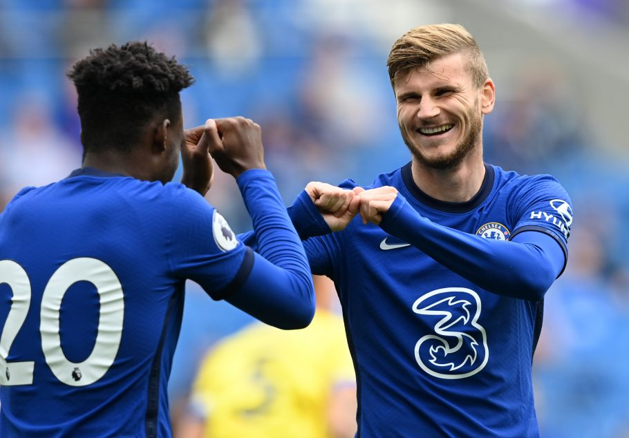 Timo Werner explains new Chelsea role under Thomas Tuchel/Provides update on fitness