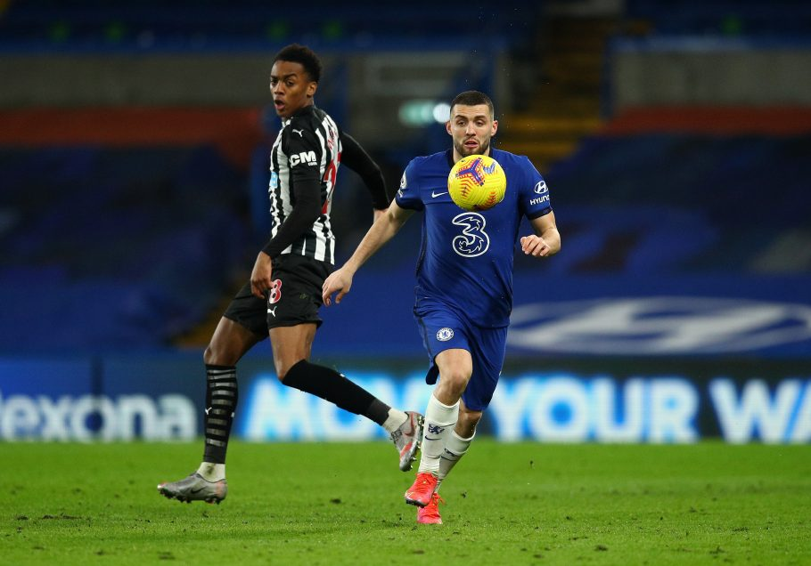 Werner breaks goal drought, but 'new' Mateo Kovacic singled out for special praise as Chelsea down Newcastle